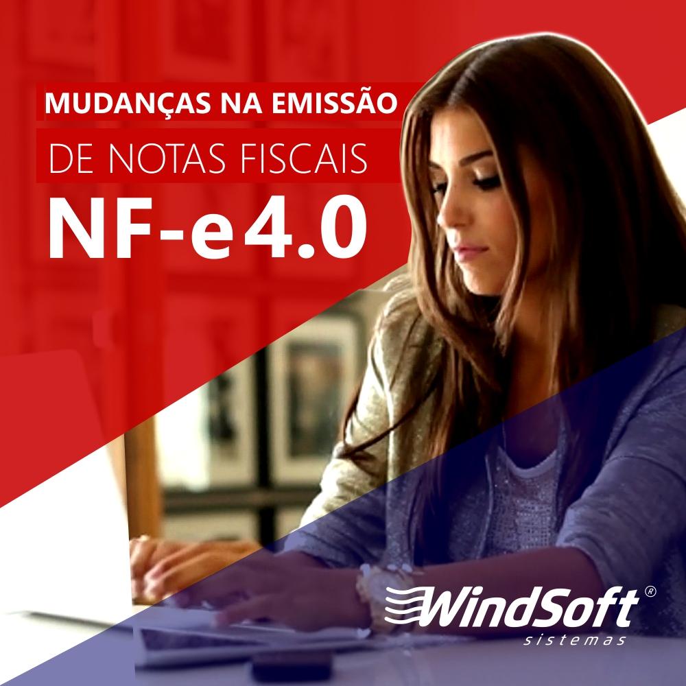 Mudança na emissão de notas fiscais. Saiba mais sobre a nova versão NF-e 4.0.